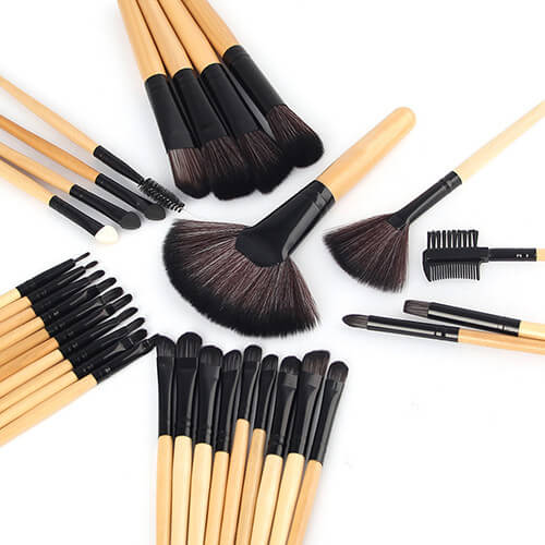 Professionelles Make Up Pinsel Set 32 Teilig Bei Makeup24ch